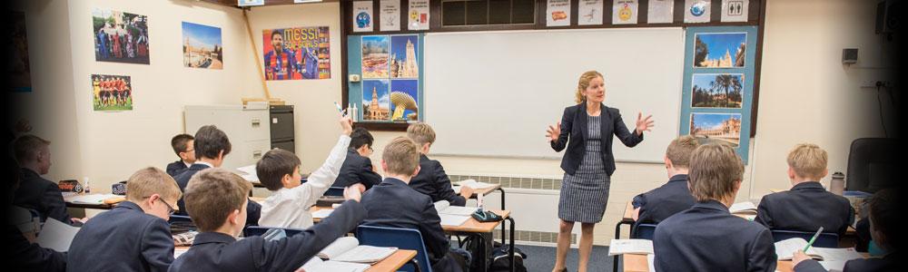 King Edwards V! School - Train to be a Teacher