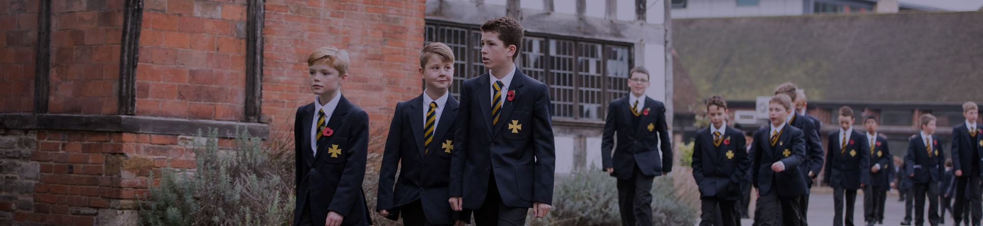 """An exemplary grammar school with a unique and inspiring history""<br /><br />DAILY TELEGRAPH"